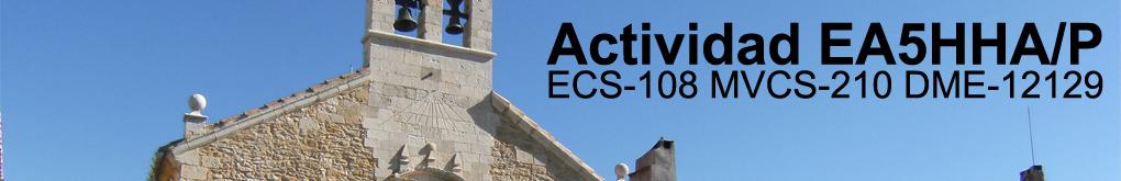 Actividad EA5HHA