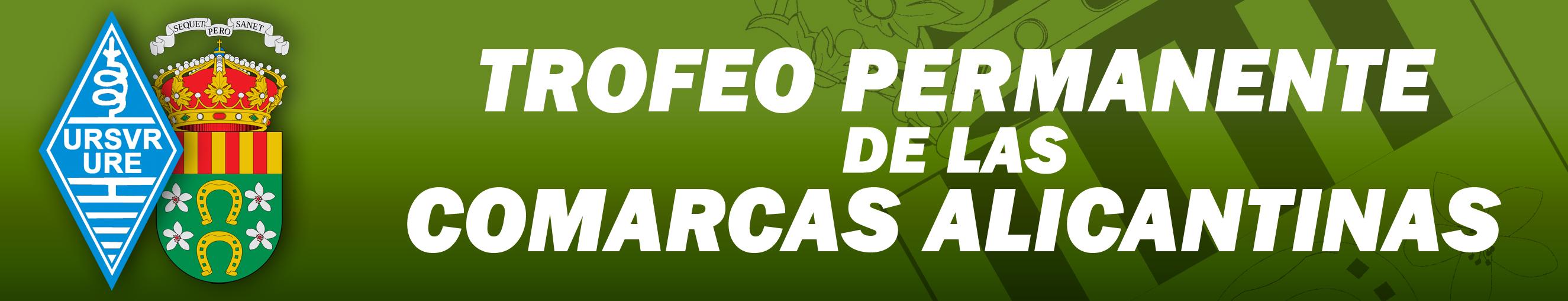 TROFEO PERMANENTE DE LAS COMARCAS ALICANTINAS